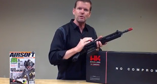 Quick Shots: Airsoft Insider Issue 2 Sneak Peek of the Umarex HK 417 AEG