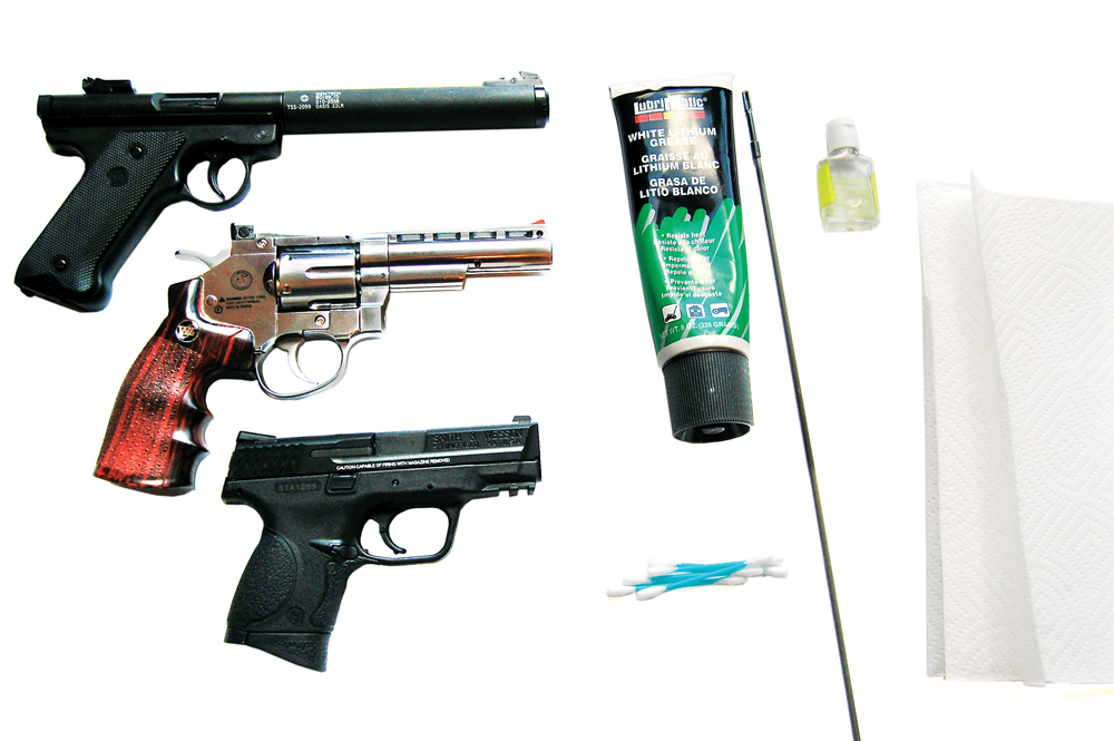 Maintain Your Airsoft Pistol
