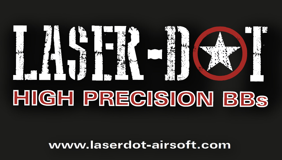 Laser-Dot High Precision BBs
