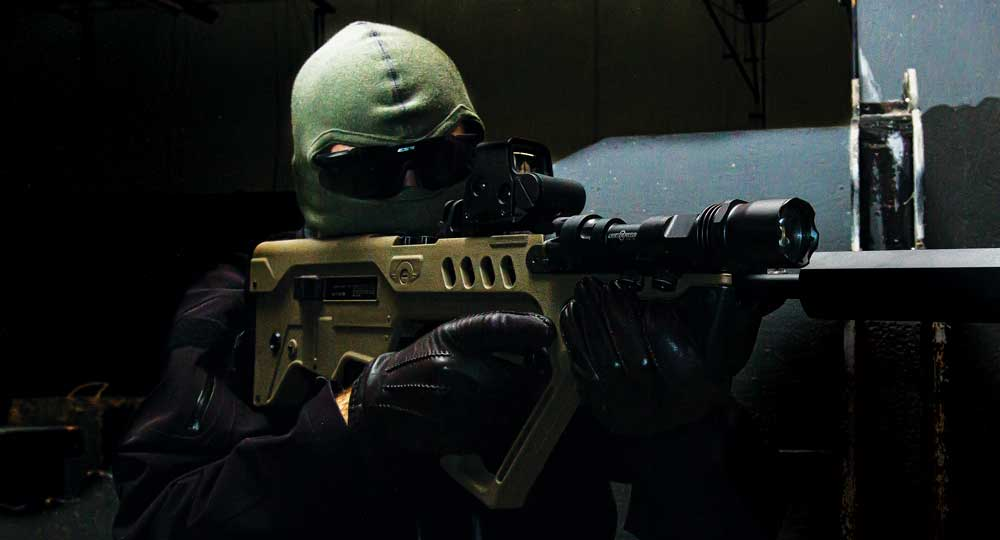 Tavor TAR-21 Assault Rifle