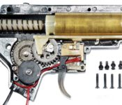 Know Your Gearbox: A closer look at the standard M4 V2 gearbox