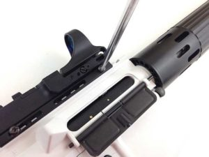 Lightweight AEG Race Rifle Part V p9