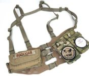 WHISKY TWO FOUR LIGHTWEIGHT MODULAR CHEST RIG