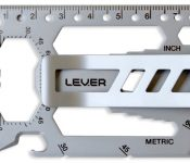 Introducing a New Lever Gear Toolcard