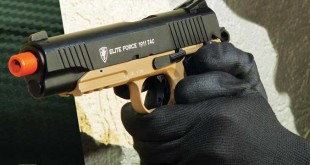 Review: Elite Force 1911 TAC
