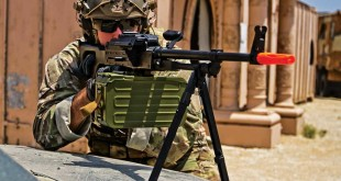 Review: Rifle Dynamics HMG by Echo1 USA